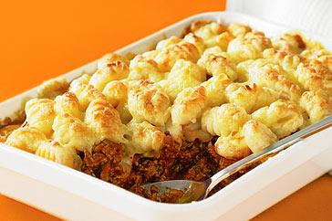 copyright - http://www.taste.com.au/recipes/14567/cheesy+gnocchi+bolognaise