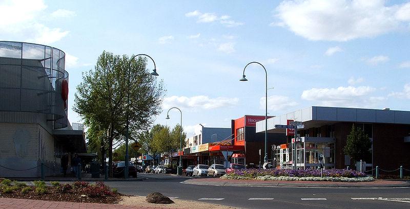 Altona Main Street