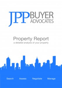 Property Report Cover